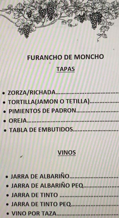 Furancho de Moncho